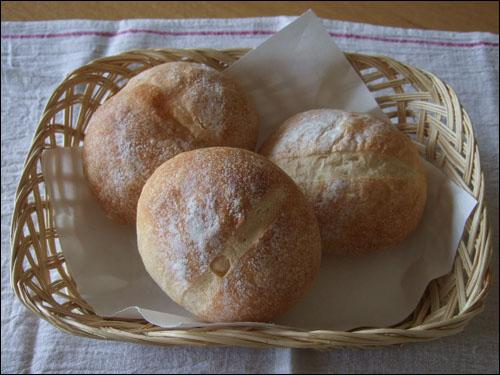 レジャンデール丸パン